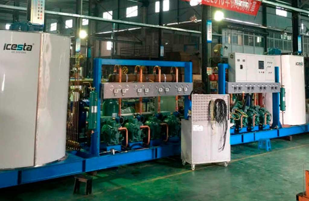 30T flake ice machine water-cooled
