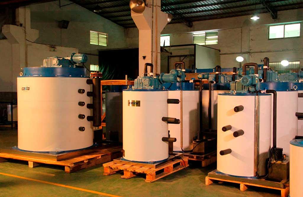 Ice Flaker Evaporator (Generator)